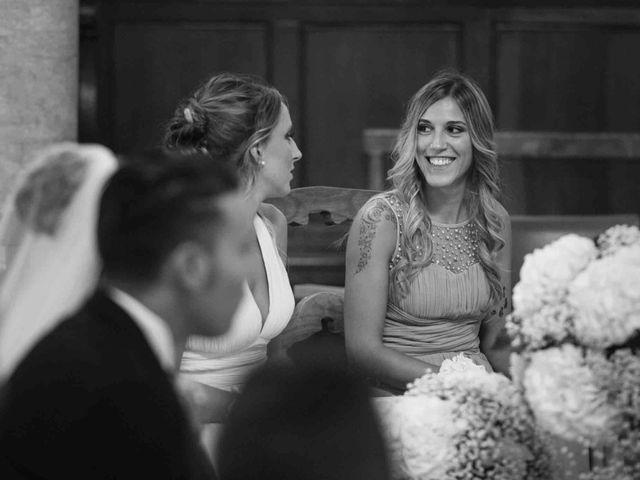 Il matrimonio di Nicolò e Martina a Lucca, Lucca 43