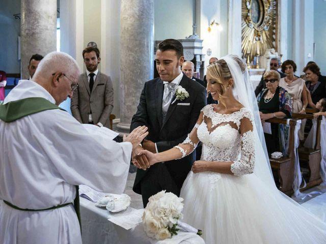Il matrimonio di Nicolò e Martina a Lucca, Lucca 46