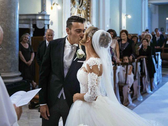 Il matrimonio di Nicolò e Martina a Lucca, Lucca 47