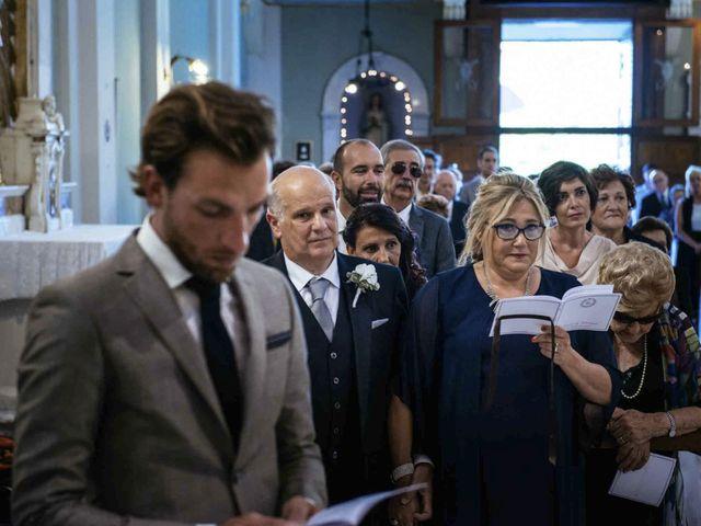Il matrimonio di Nicolò e Martina a Lucca, Lucca 48