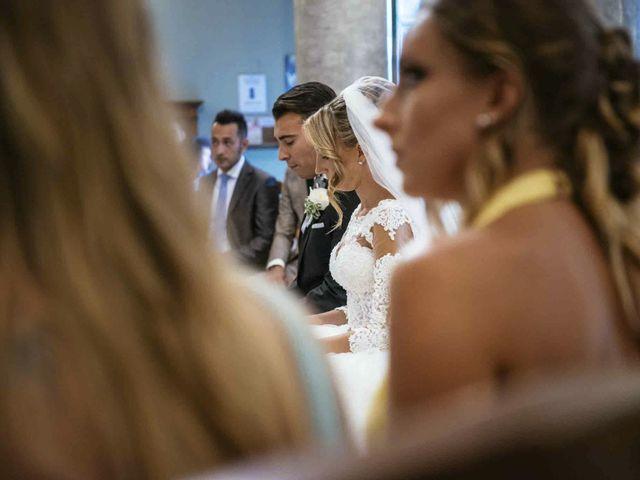 Il matrimonio di Nicolò e Martina a Lucca, Lucca 49