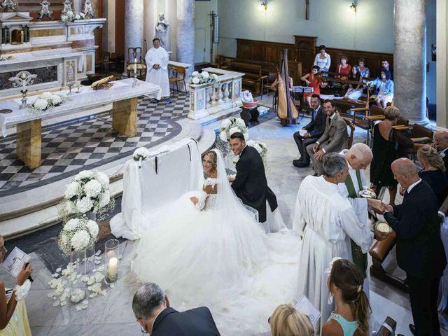 Il matrimonio di Nicolò e Martina a Lucca, Lucca 50