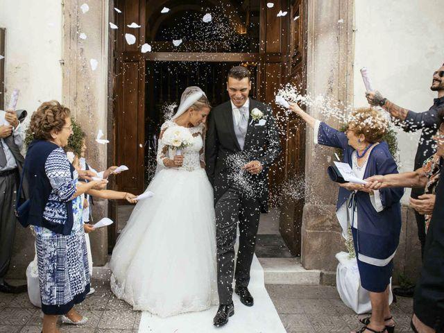 Il matrimonio di Nicolò e Martina a Lucca, Lucca 51