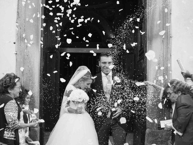 Il matrimonio di Nicolò e Martina a Lucca, Lucca 52