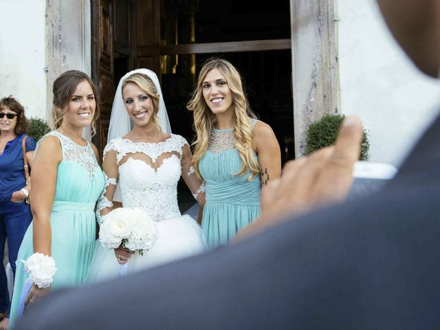Il matrimonio di Nicolò e Martina a Lucca, Lucca 53