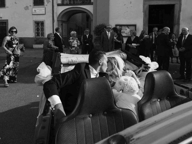 Il matrimonio di Nicolò e Martina a Lucca, Lucca 54
