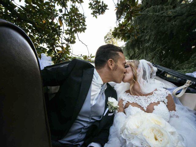 Il matrimonio di Nicolò e Martina a Lucca, Lucca 60