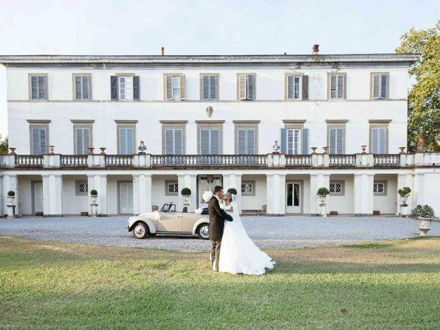 Il matrimonio di Nicolò e Martina a Lucca, Lucca 61