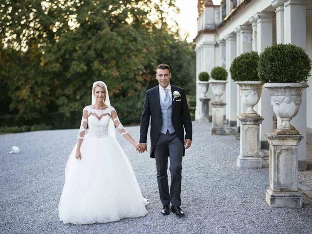 Il matrimonio di Nicolò e Martina a Lucca, Lucca 65