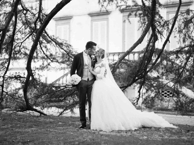 Il matrimonio di Nicolò e Martina a Lucca, Lucca 68