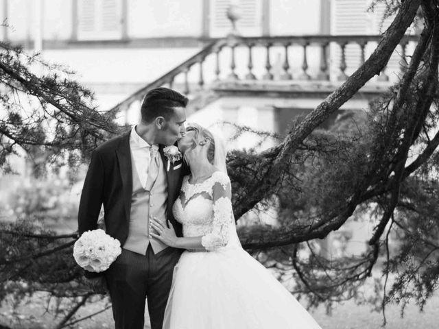 Il matrimonio di Nicolò e Martina a Lucca, Lucca 69