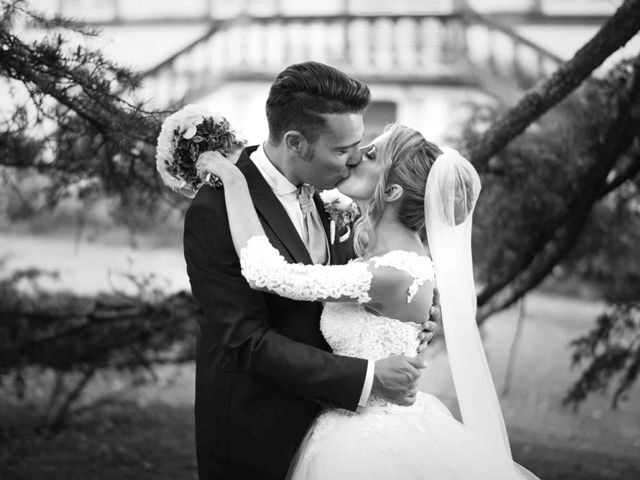 Il matrimonio di Nicolò e Martina a Lucca, Lucca 70