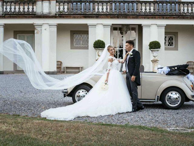 Il matrimonio di Nicolò e Martina a Lucca, Lucca 71