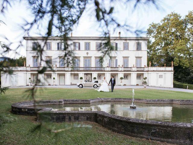 Il matrimonio di Nicolò e Martina a Lucca, Lucca 72