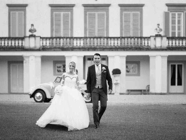 Il matrimonio di Nicolò e Martina a Lucca, Lucca 73