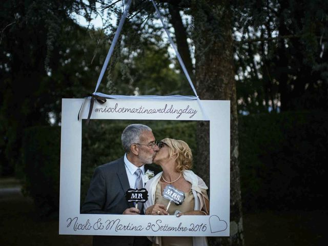 Il matrimonio di Nicolò e Martina a Lucca, Lucca 77