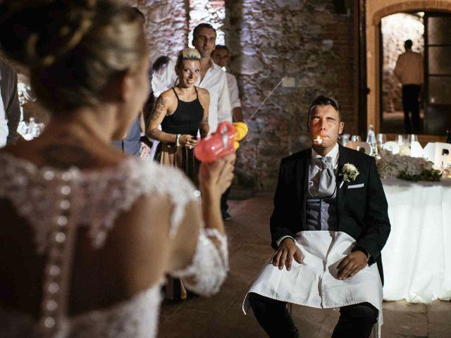 Il matrimonio di Nicolò e Martina a Lucca, Lucca 86