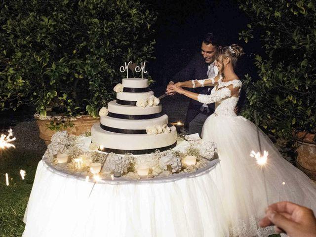 Il matrimonio di Nicolò e Martina a Lucca, Lucca 87