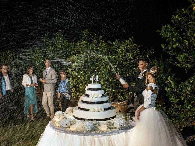 Il matrimonio di Nicolò e Martina a Lucca, Lucca 90