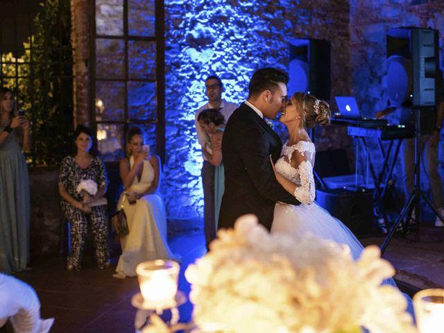 Il matrimonio di Nicolò e Martina a Lucca, Lucca 91