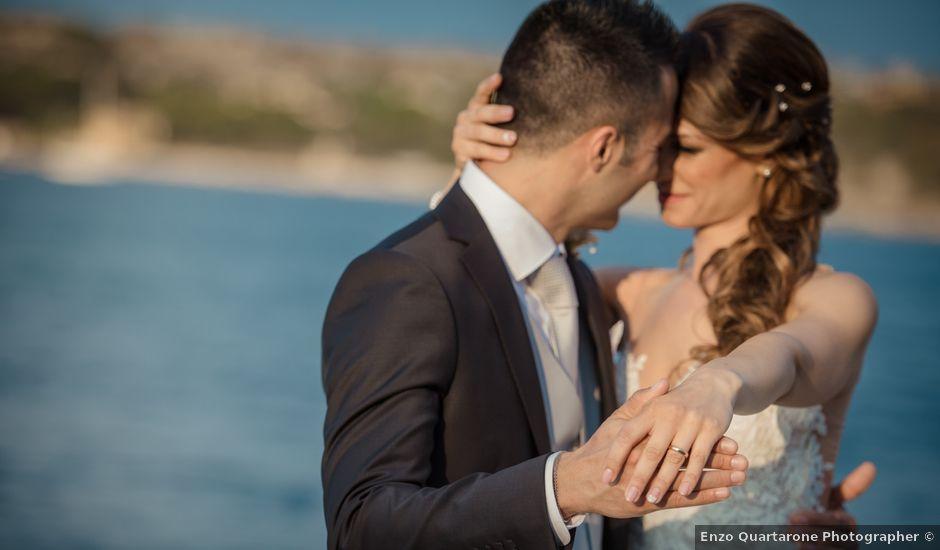 Il matrimonio di Ivana e Giuseppe a Lentini, Siracusa