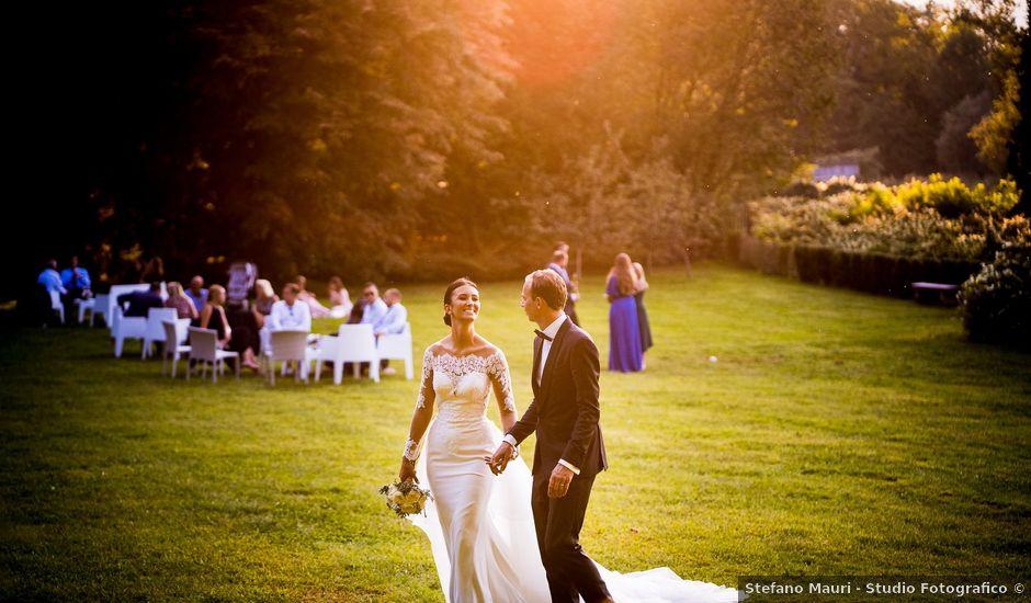 Il matrimonio di Kevin e Sofia a Ispra, Varese