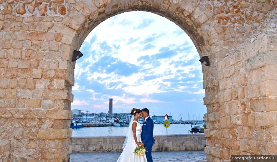 Il matrimonio di Cesare e Mara a Monopoli, Bari