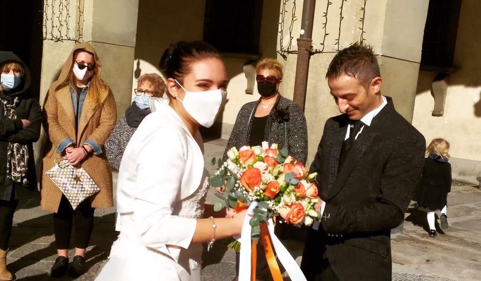 Il matrimonio di Claudio e Lucrezia a Prato, Prato