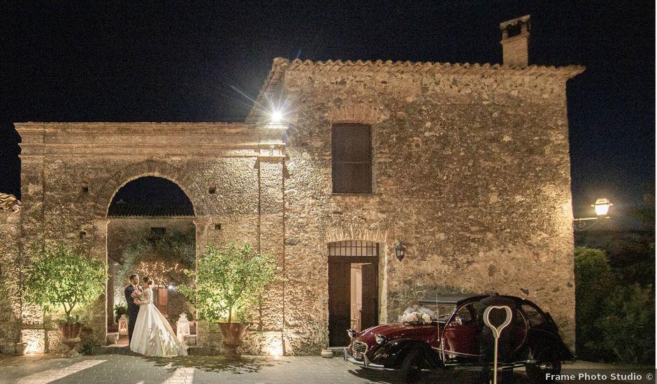 Il matrimonio di Vincenzo e Silvia a Caraffa di Catanzaro, Catanzaro