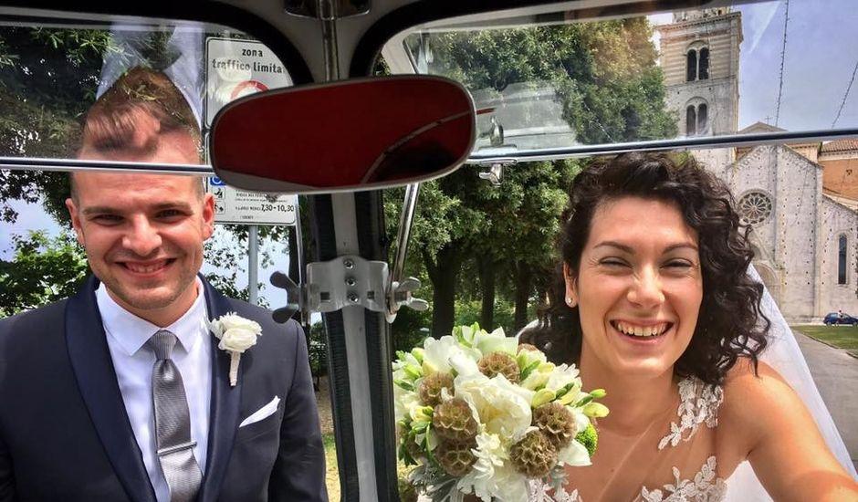 Il matrimonio di Michele e Silvia a Fermo, Fermo