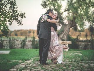 Le nozze di Carmen e Roberto