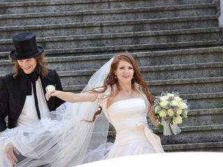 Le nozze di Eleonora  e Matteo