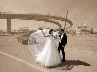 le nozze di Francesca e Arturo 1