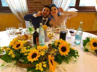 Le nozze di Pamela  e Salvatore  2