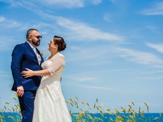 Le nozze di Melania e Davide 1