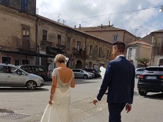 Le nozze di Rossella  e Vincenzo  1