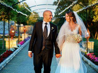 Le nozze di Ewelina e Gianni