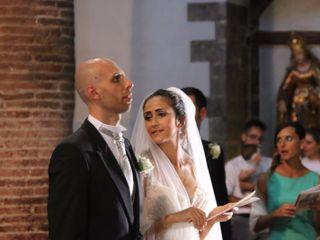 Le nozze di Linda e Andrea