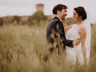 Le nozze di Chiara e Luigi