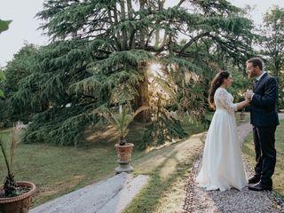 Le nozze di Paola e Emiliano