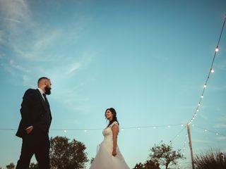 Le nozze di Antonella e Umberto