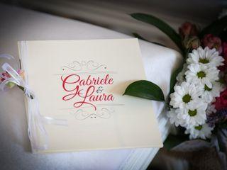 Le nozze di Laura e Gabri 1