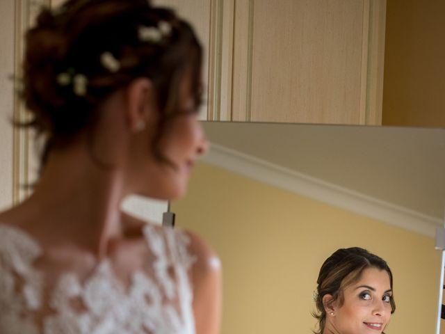 Il matrimonio di Alessio e Erika a Stimigliano, Rieti 5