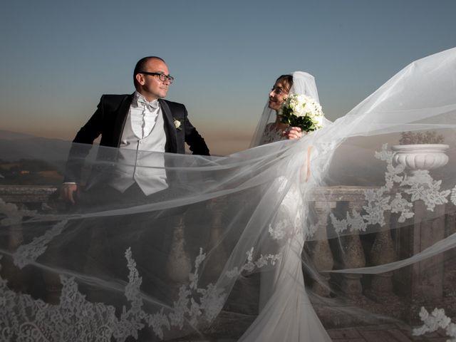 Il matrimonio di Alessio e Erika a Stimigliano, Rieti 2