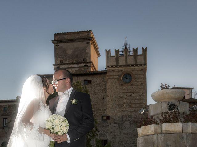 Il matrimonio di Alessio e Erika a Stimigliano, Rieti 8