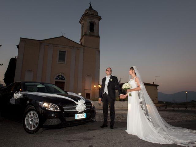 Il matrimonio di Alessio e Erika a Stimigliano, Rieti 10