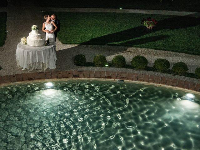 Le nozze di Erika e Alessio