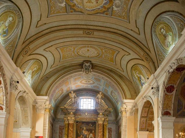 Il matrimonio di Alessio e Erika a Stimigliano, Rieti 14