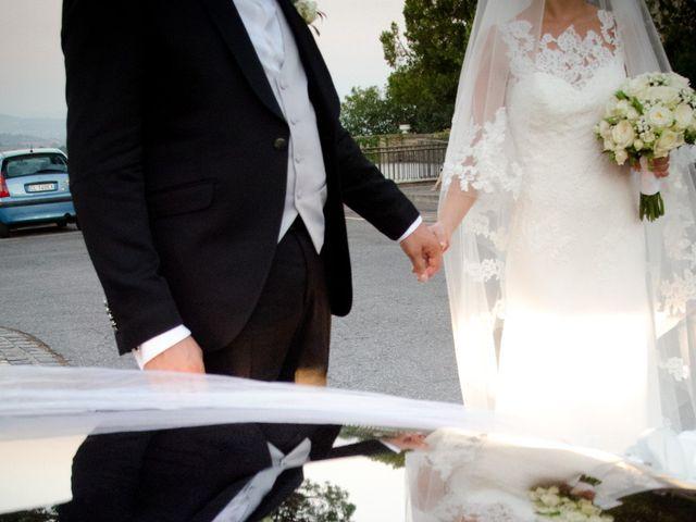 Il matrimonio di Alessio e Erika a Stimigliano, Rieti 15