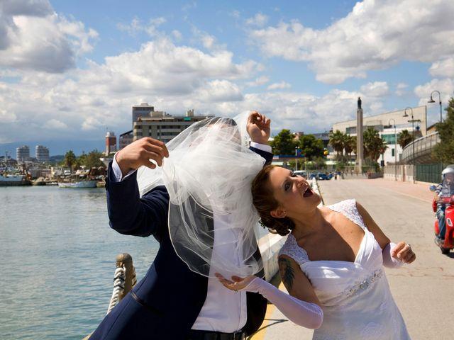 Il matrimonio di Paolo e Valentina a Pescara, Pescara 35